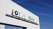 Ekris BMW vestigingen