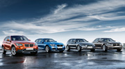 Voorraad gebruikte BMW's.