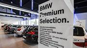 Voorraad BMW's